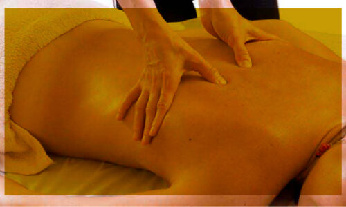 Massaggio Decontratturante su Futon